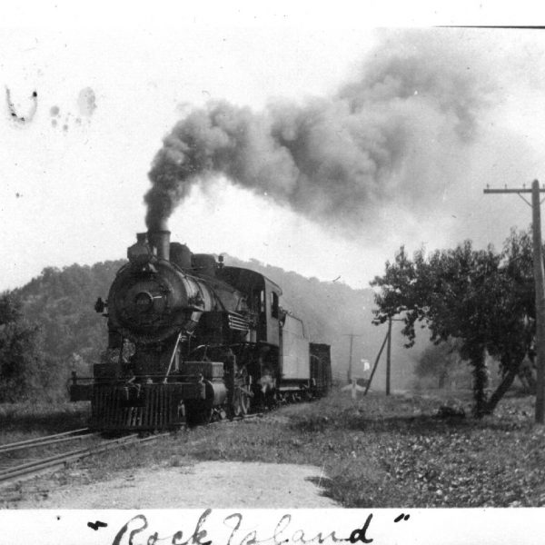 Wildwood Historical Society - Rock Island Line - Rock Island thru Centuar