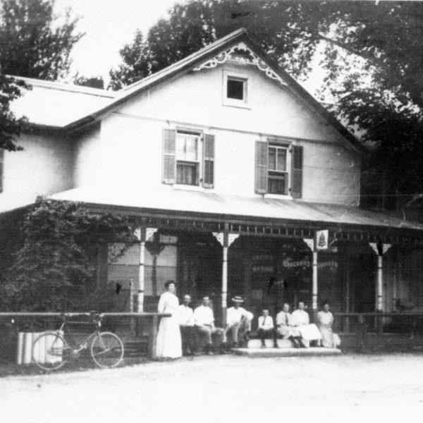 Wildwood Historical Society - Funks Store - Funks Store, Grover