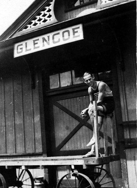 Wildwood Historical Society - Ernie Hoffman - Glencoe