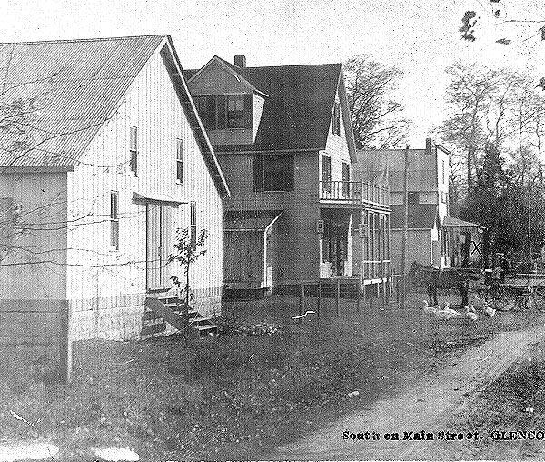 Wildwood Historical Society - South Main Street - Glencoe