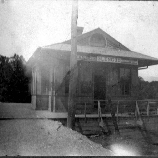 Wildwood Historical Society - Train Station - Train Station, Glencoe
