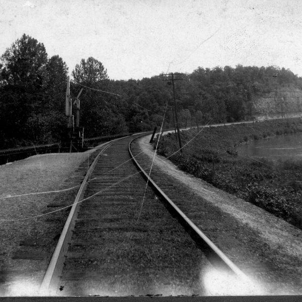 Wildwood Historical Society - Train Tracks - Train Tracks, Glencoe