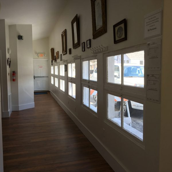 Wildwood Historical Society - The Chicken Coop Meeting Hall -