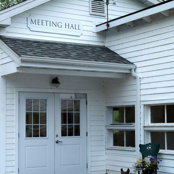 Wildwood Historical Society - The Chicken Coop Meeting Hall - photo: Tom Berardi