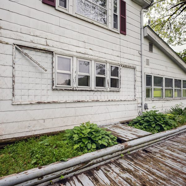 Wildwood Historical Society - The Hencken House - photo: Janis Shetley