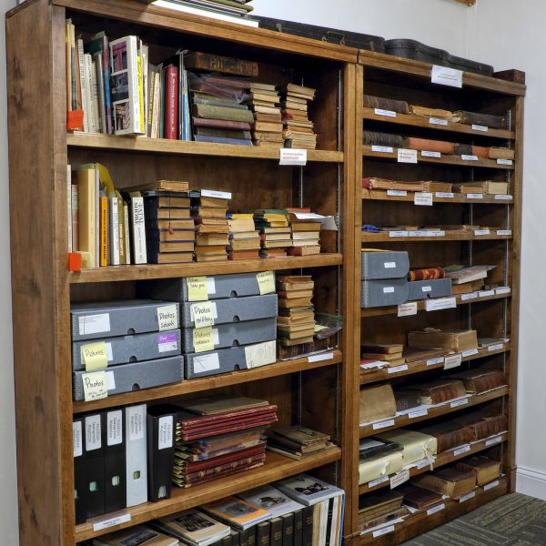 Wildwood Historical Society - Wildwood Historical Society Library - photo: Tom Berardi