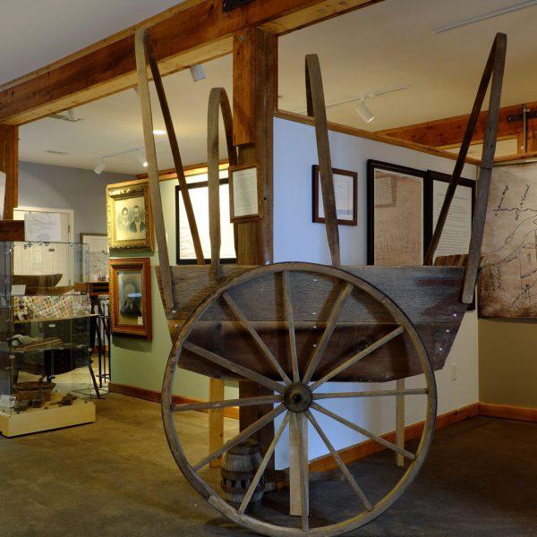 Wildwood Historical Society - Wildwood Historical Society Museum - photo: Tom Berardi