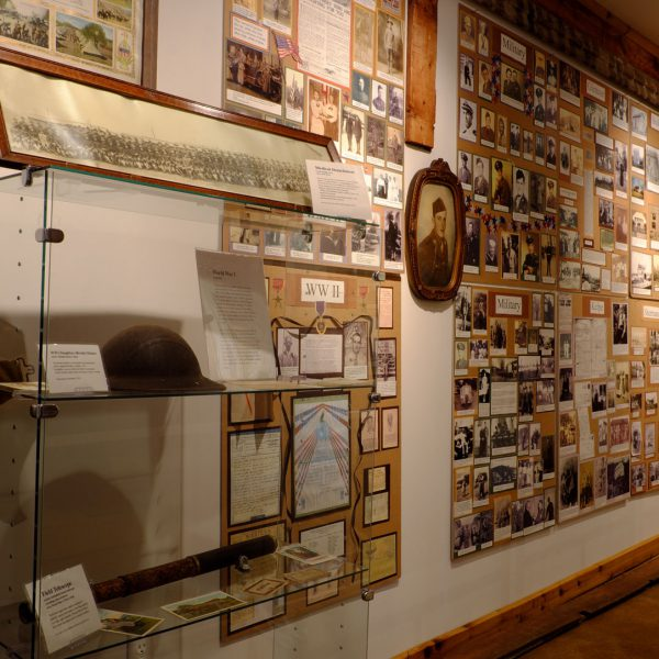 Wildwood Historical Society - Wildwood Historical Society Museum - photo: Tom Berardi