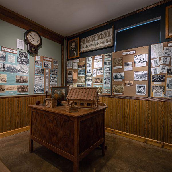 Wildwood Historical Society - Wildwood Historical Society Museum - photo: Janis Shetley