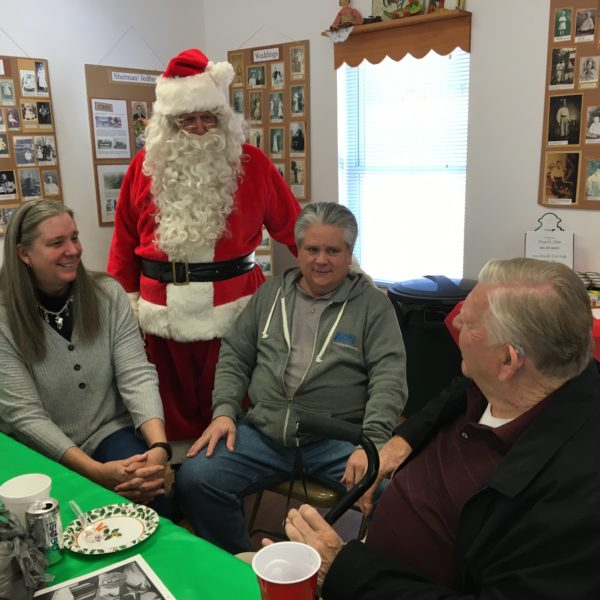 Wildwood Historical Society - 2019 Christmas Wildwood Historical Society Open House -